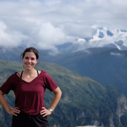 Ana receives Early Postdoc Mobility Fellowship from SNSF